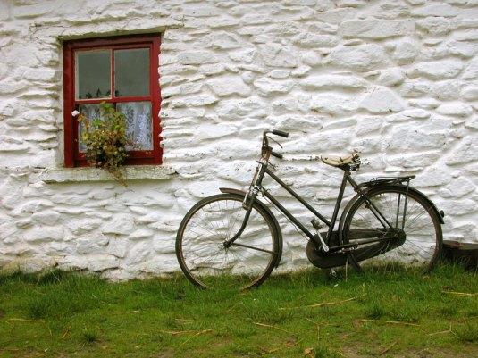 Bicycle, Co. Kerry, Ireland.  www.129twigandvine.com