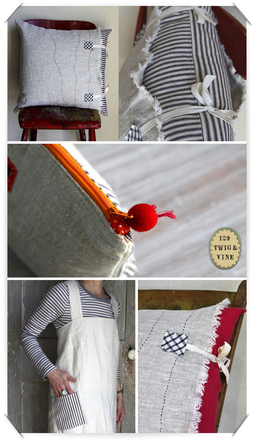 129twigandvine–ilo collective linen items, etsy
