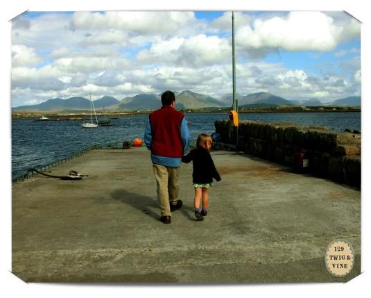 www.129twigandvine—Roundstone Pier, Co. Galway