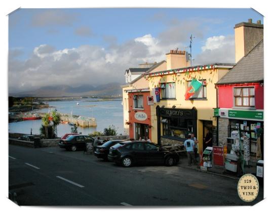 www.129twigandvine.com – Roundstone, County Galway, Ireland