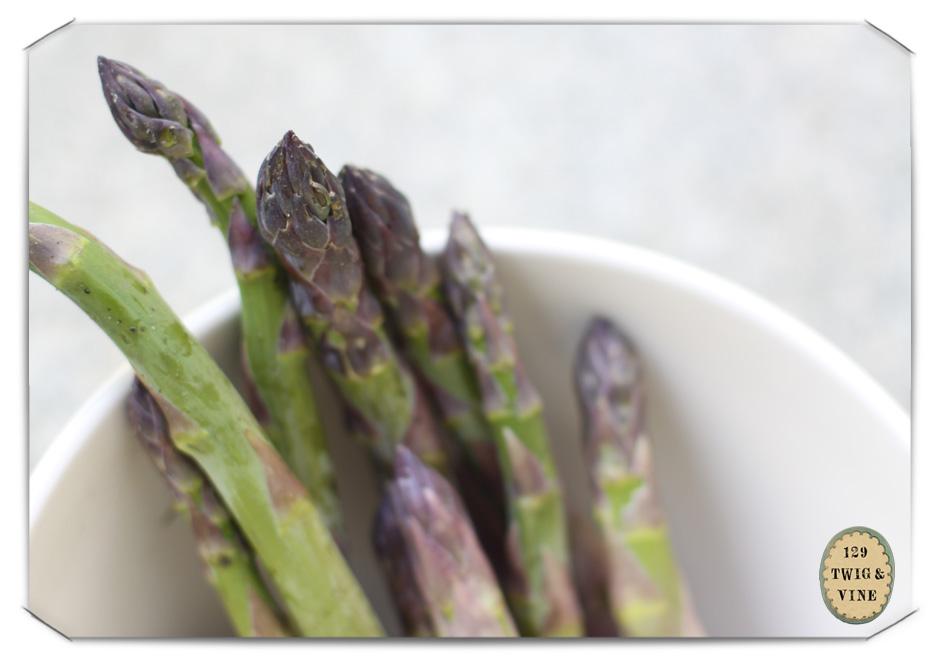 129twigandvine asparagus, photograph by Sue Schlabach