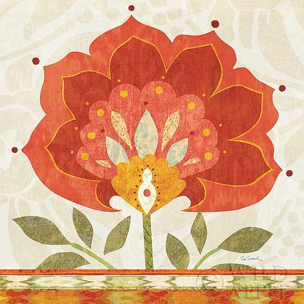 129twigandvine ikat bloom ©wild apple, sue schlabach